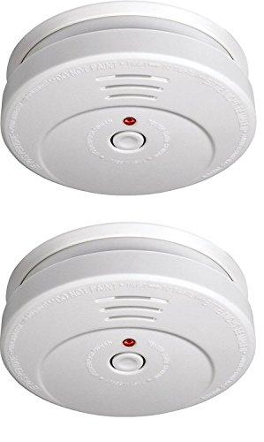 ANSMANN Batterie speziell für Rauchmelder Feuermelder