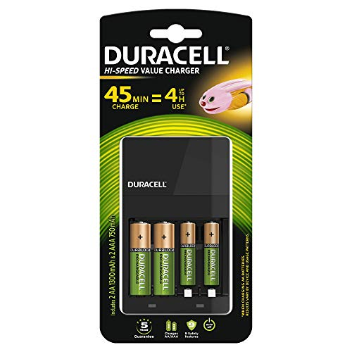 Duracell Recharge Ultra AA Mignon Akku Batterien LR6 2500